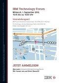 IBM Technology Forum - COMMON Schweiz - Seite 4