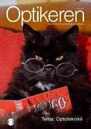 Tema: Optoteknikk - Norges Optikerforbund