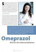 Thema | Omeprazol – Reif für die Selbstmedikation - Springer GuP - Seite 2
