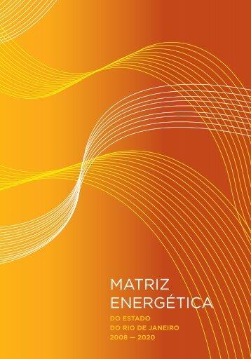 MATRIZ ENERGÉTICA - Fórum Nacional de Energia