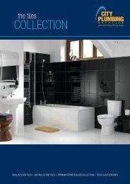 Tile Collection Brochure - City Plumbing Supplies