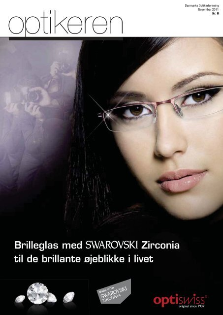 Danmarks Optikerforening November 2011 Nr. 6
