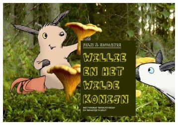 lesmap willie en het wilde konijn - Lessen in het donker