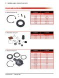 REPAIR KITS AND PARTS - Aro-fluidtechnik.at - Page 2