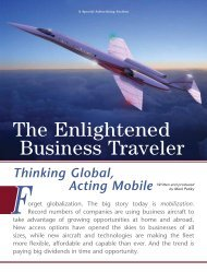 Business Traveler The Enlightened - Forbes Special Sections