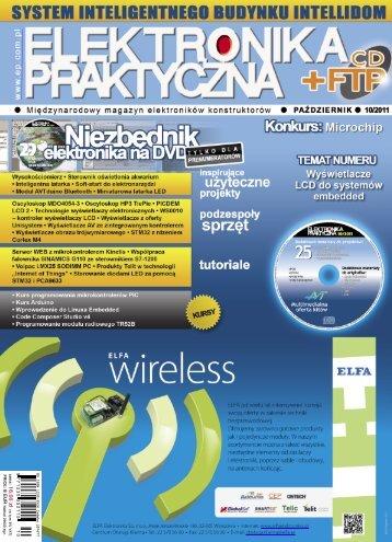 Elektronika Praktyczna 10/2011 - UlubionyKiosk