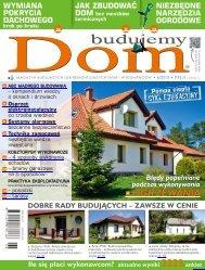 Budujemy Dom, czerwiec 2013 - UlubionyKiosk
