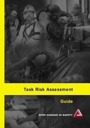 Task Risk Assessment Guide - Madden Maritime