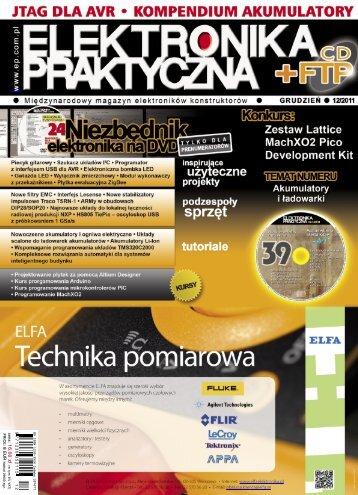 Elektronika Praktyczna 12/2011 - UlubionyKiosk