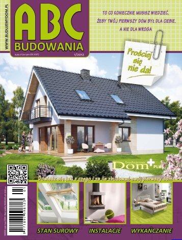 ABC Budowania, 2012 - UlubionyKiosk
