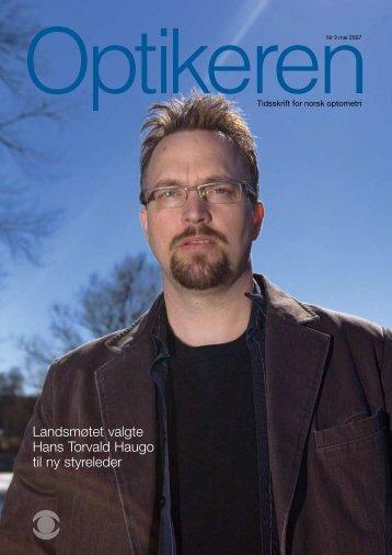 OPTIKER med/uten linsekompetanse ... - Norges Optikerforbund