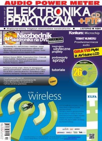 Elektronika Praktyczna 11/2011 - UlubionyKiosk