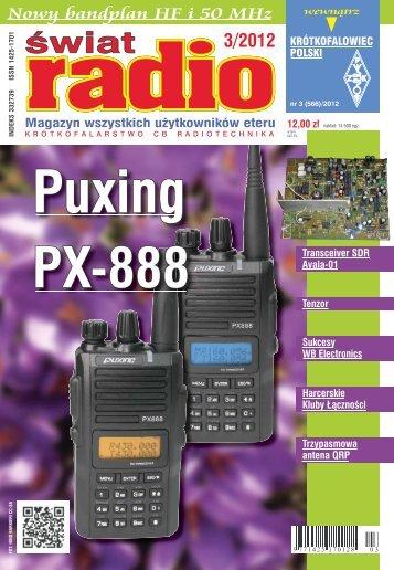 Świat Radio, marzec 2012 - UlubionyKiosk