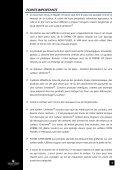 GUIDE D 'IN STALLA TION ET D'ENTRETIEN - Brachot-Hermant - Page 6