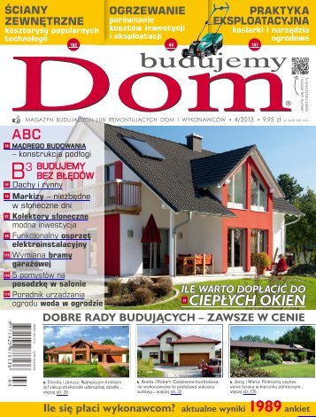 Budujemy Dom, kwiecień 2013 - UlubionyKiosk
