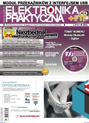 Elektronika Praktyczna, lipiec 2012 - UlubionyKiosk