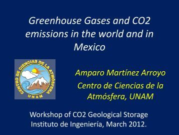 Emissions - Eventos del Instituto de Ingeniería, UNAM