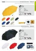 Schirme aller Art - SPOT-TECH - Seite 4