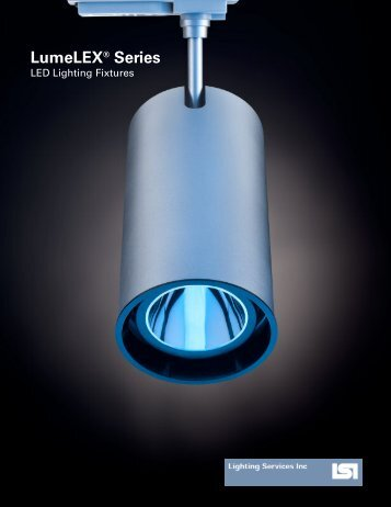 LumeLEX® Series - Lighting Services Inc
