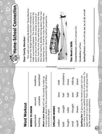 NEW MCGraw Hill Treasures English Language Development Grade 6 Retelling Cards