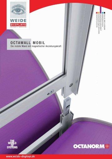 WD Produktflyer gesamt - Weide Displays GmbH