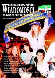 GWS NR 11/2007 - Gorzów