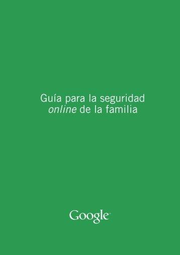 Guía para la seguridad online de la familia - Colección educ.ar