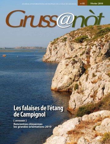 Lo Grussanòt Février 2010 PDF - Gruissan