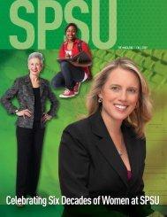 Celebrating Six Decades of Women at SPSU - Southern Polytechnic ...
