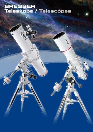 BRESSER Teleskope / Telescopes - Meade