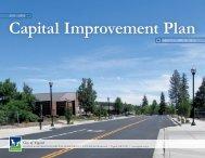 Capital Improvement Plan - City of Tigard