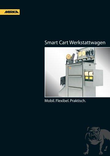 Smart Cart Werkstattwagen - Mirka