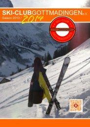 Skiclub-Heft 2013-2014 - Skiclub Gottmadingen eV