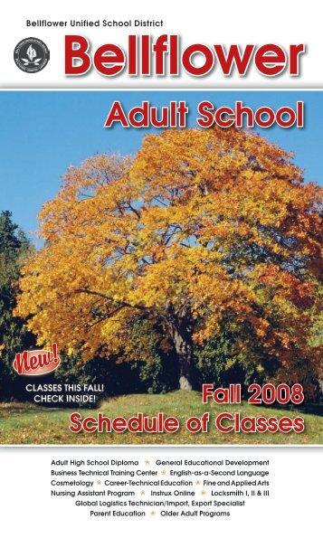 Adult School - Bellflower Unified School District