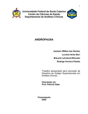 ANDROPAUSA - Portal Saude Brasil . com