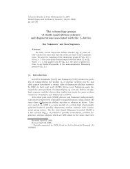 The cohomology groups of stable quasi-abelian schemes and ...