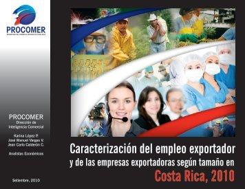 Empleo Exportador 2010 - Procomer