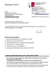 Newsletter 01/2013 - Ried im Innkreis