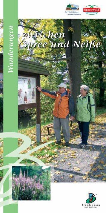 Wanderungen zwischen Spree und Neiße (deutsch) - Spreewald