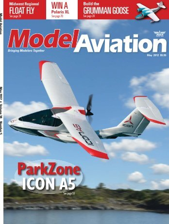 Table of Contents - Model Aviation