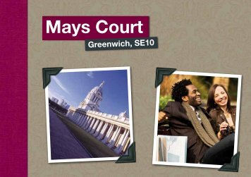 Mays Court - London & Quadrant Group