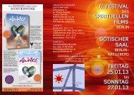Flyer zum Herunterladen (PDF) - Gotischen Saal