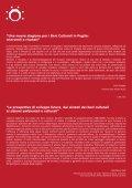 Una nuova stagione per i Beni Culturali in Puglia - ARTI Puglia - Page 3