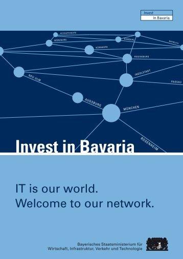 Invest in Bavaria - Bayern