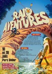 TRACTA5 Raid Aventure 2011 - Ville d'Antony