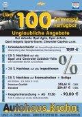 PREISAUSSCHREIBEN - Autohaus Krohn in Uetersen - Seite 2