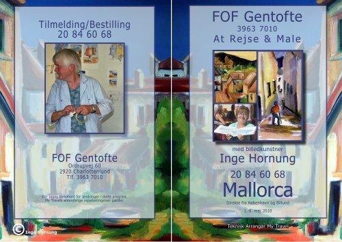 Mallorca Katalog 2010 - Inge Hornung