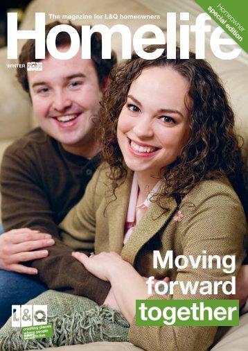 Issue 2 2012 - London & Quadrant Group