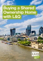 Buying a Shared Ownership Home with L&Q - London & Quadrant ...