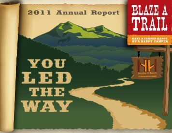 2011 Annual Report - Double H Ranch